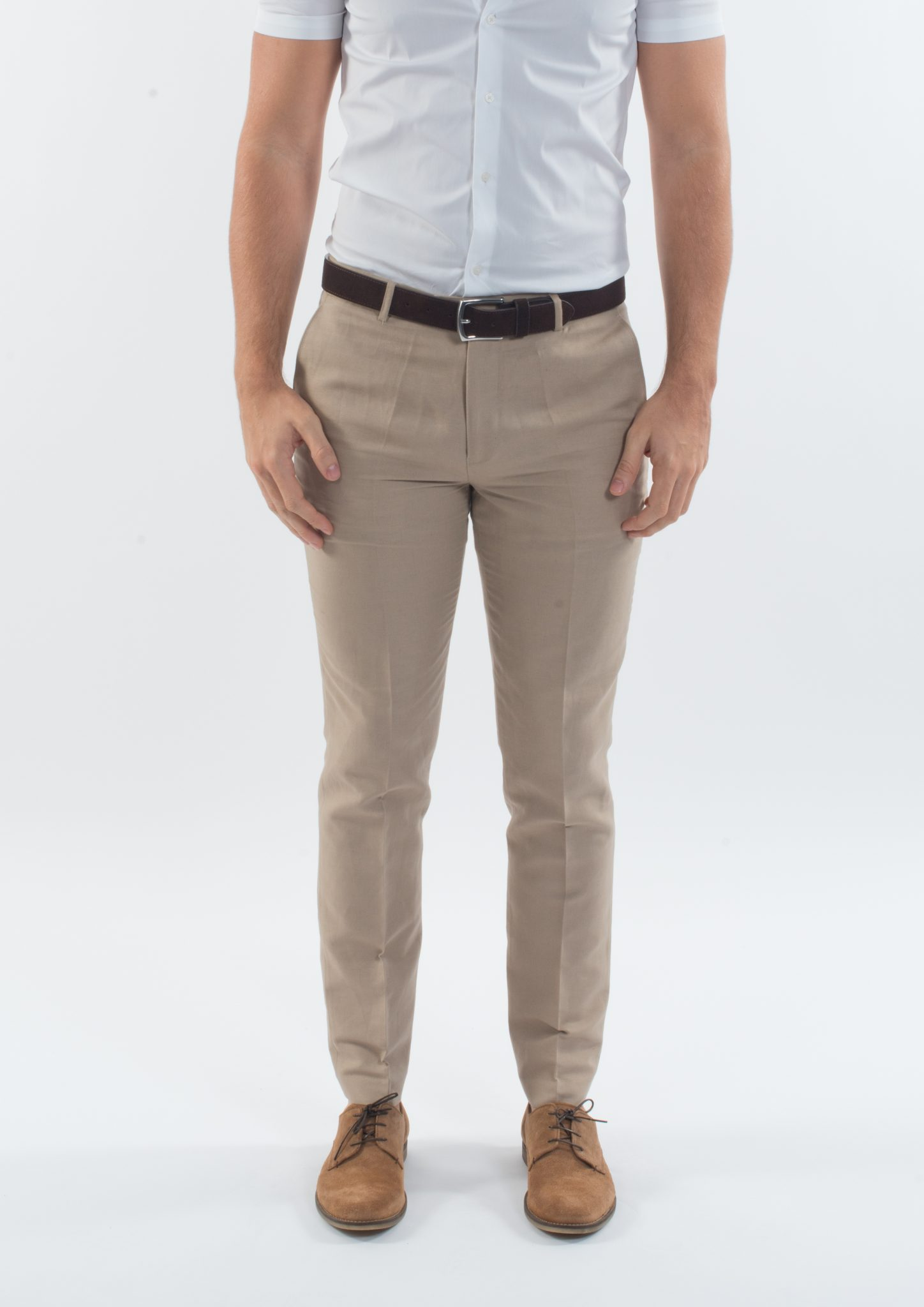 4285100c6d5 Home   Men   Waistcoats   Wedding Slim Fit Linen Blend Trousers