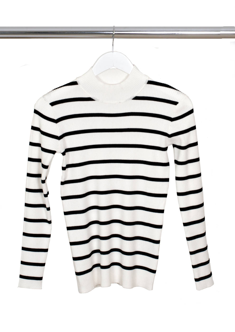 12.BlackCreamStripes