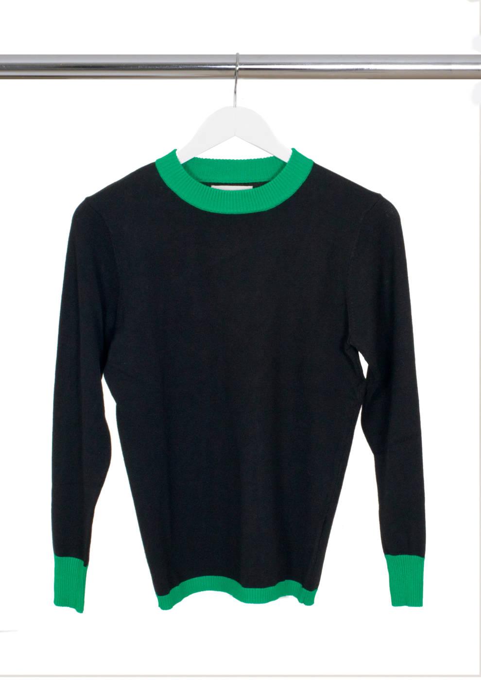 6.GreenBlack
